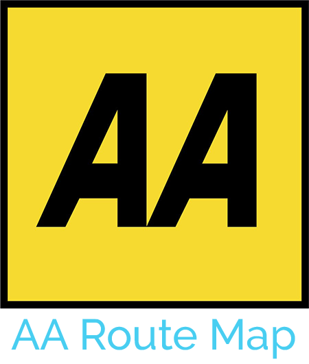 AA-Route-Map
