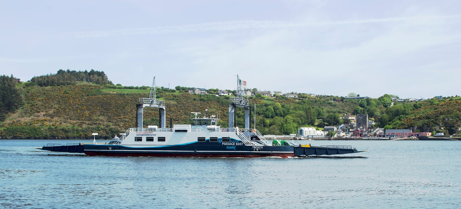 Picture of Passasge East Car Ferry