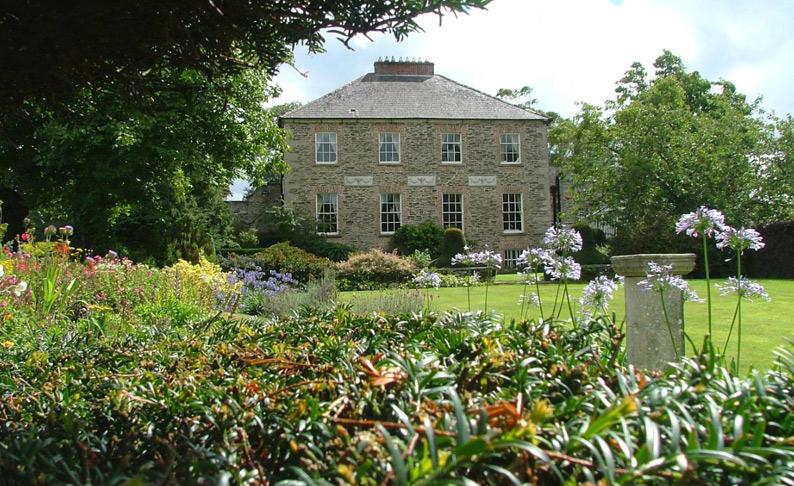 Kilmokea Country Manor & Gardens, Campile, Wexford -  4