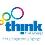 Think Print logo