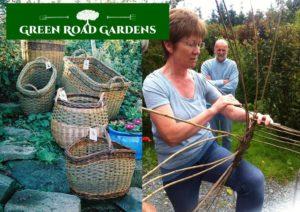 Green Road Gardens Basket Making Class