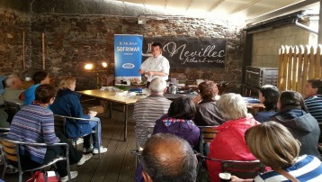 Nevilles Cookery demo Tiny
